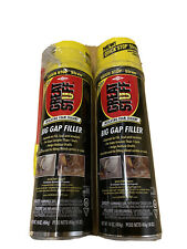 Great Stuff Big Gap Filler Insulating Foam Sealant With Quick Stop Straw 16