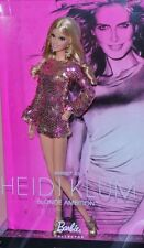 HEIDI KLUM BARBIE Robert Best 2009 N8135 The Blonde Ambition Collection NRFB
