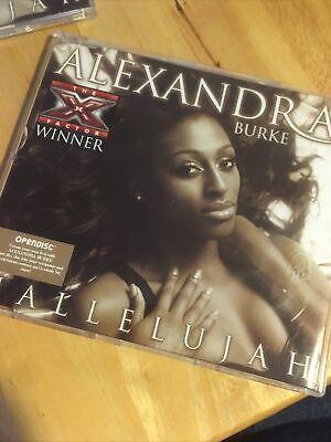 Hallelujah single alexandra burke
