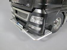 New Aluminum Lower Bumper Protector Bar Tamiya RC 1/14 MAN Semi Tractor Truck
