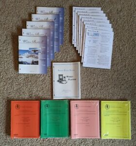 Iblp Wisdom Booklets 3 4 6 16 21 36 Quizzes Worksheets Ati Brand New Ebay