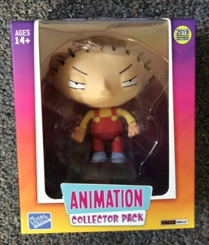 Stewie The Loyal Subjects TLS 2019 SDCC San Diego Comic Con Exclusive Family Guy