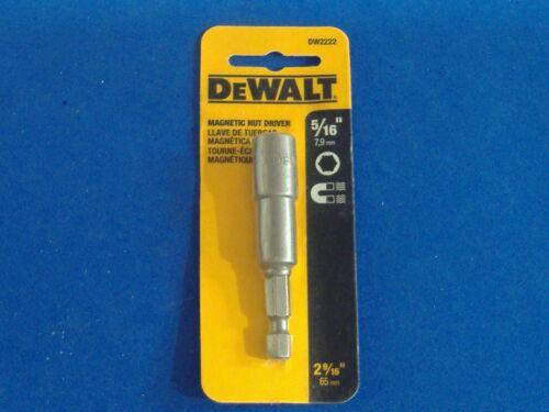 """DEWALT DW2222 5//16/"""" MAGNETIC NUTDRIVER"""