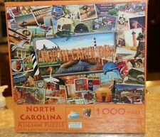 DODGE 1000 PCS #23921 SUNSOUT JIGSAW PUZZLE YESTERDAY/'S TREASURE BILL W