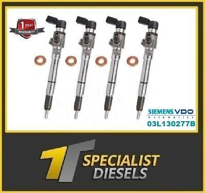 A2C59513554 03L130277B Fuel Injector Volkswagen 1.6TDI Reconditioned.
