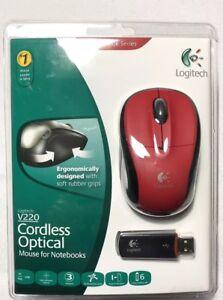 LOGITECH V220 CORDLESS OPTICAL TREIBER WINDOWS XP
