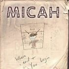 Where I End and You Begin by Micah (Christian Rock) (CD, Apr-2004, Spud Records)