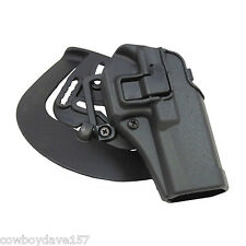 BlackHawk CQC Serpa Holster fits Glock 17 22 31  410500BK-R Matte Right Handed
