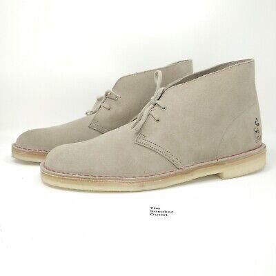 New Mens Clarks Disney Desert Boots UK