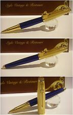 Penna a Sfera Regal British DUKE Golden Ballpoint Pen - Stylo Refill