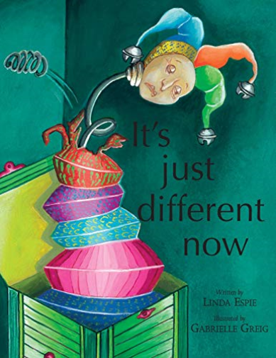 Greig Gabrielle-Its Just Different Now (US IMPORT) BOOK NEW