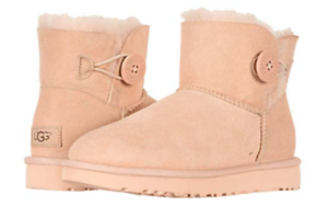 ugg mini bailey button