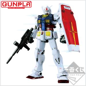 Figure 2019 GUNDAM Gunpla Ver.2 Ichiban Kuji A MG1//100 RX-78-02 THE ORIGIN ver