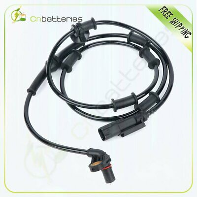 Front Left or Right ABS WHEEL SPEED SENSOR Fits 2003-2005 Ram 2500 3500 Replace ALS102 5S7013 2ABS0345 AB1735 V33720024 970088 5103493AA