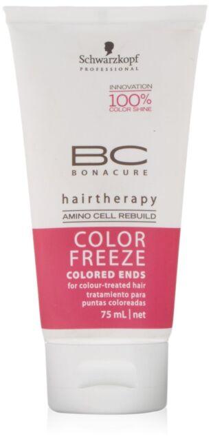 Schwarzkopf BC Color Freeze Coloured Ends Deep Treatment 75ml