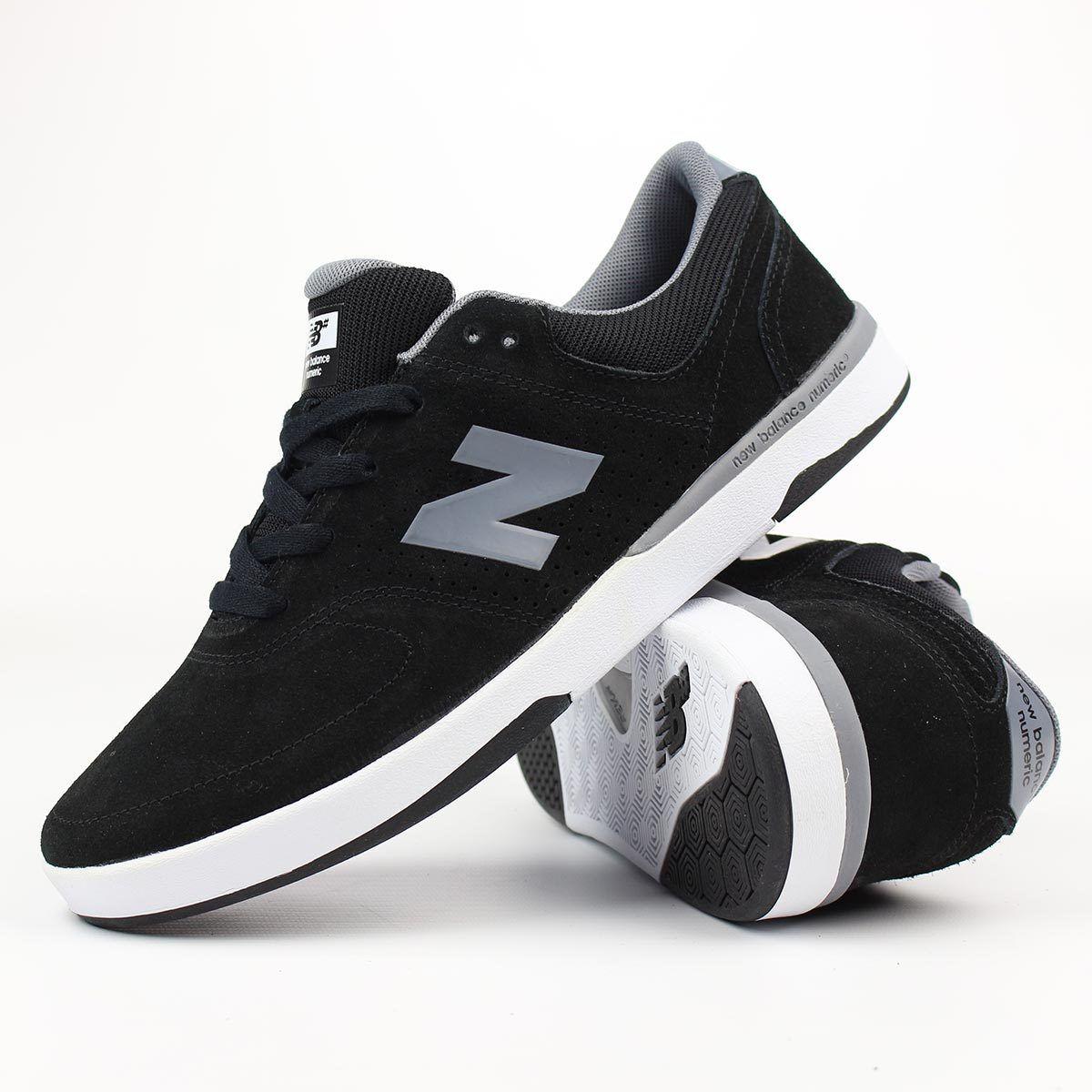 New Balance 533 PJ Stratford - Black Grey White