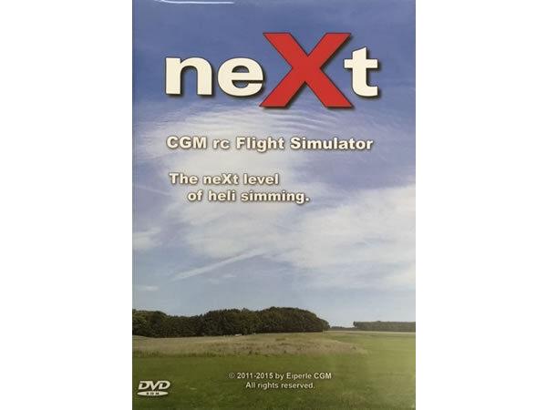 Simulatore di volo successivo + RX2SIM Combo