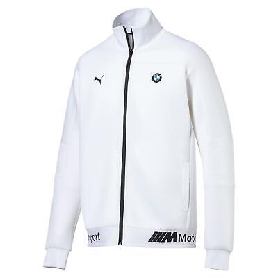 [576640-02] Mens Puma BMW Motorsport Life Sweat Jacket - NO TAGS | eBay