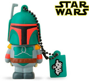 Tribe Star Wars Boba Fett 16GB USB Drive [New ]