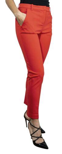 PINKO 1G140N6151 R25 Rossa bello 66 pantalone punto milano tecnico Pantalone Do