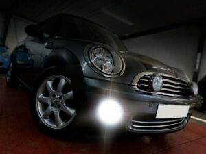 Image Is Loading Mini Cooper R50 R52 R56 Led Sidelight Bulbs