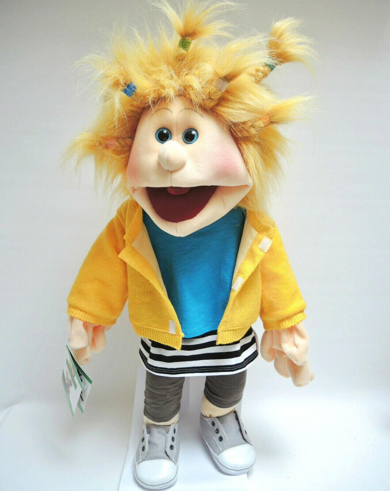 Living Puppets Handpuppe   Mirka  ca.65 cm   NEU