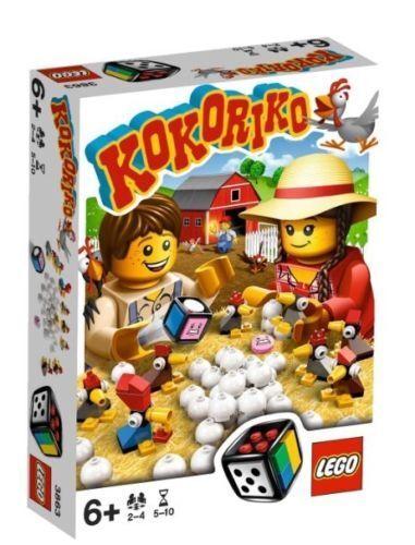Rare Lego New Set model 3863