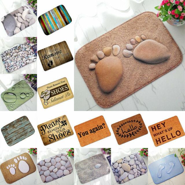 Custom Door Mats Funny Words Take Your Shoes Off Please Indoor