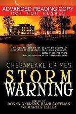 Chesapeake Crimes : Storm Warning (2016, Paperback)