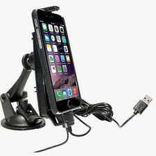 NEW iBOLT iPro2 iPhone 5/5/5s/6/6+ Car Dock hands free calls lightning charger