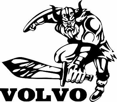 Volvo Viking Sticker Car Surf Vinyl Decal Sticker Euro Jdm Dubv Funny Jap Vw 2 Ebay