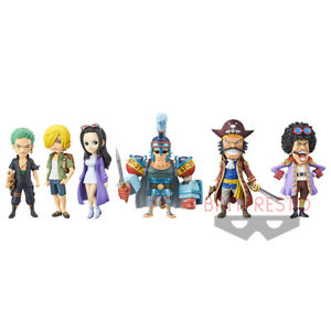 One Piece Stampede 3/'/' Robin World Collectable Figure WCF Vol 2