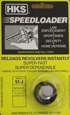 32 38 44 45 Cal Pistol Speedloaders HKS Speed Loader Revolver 22 LR 41 357