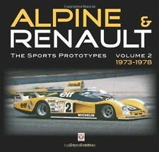 ALPINE & RENAULT - THE SPORTS PROTOTYPES VOL. 2, 1973-1978