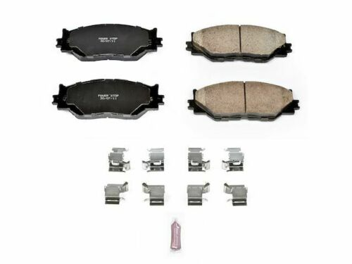 Front Disc Brake Pad and Hardware Kit fits Lexus IS250 2006-2015 11HFJT