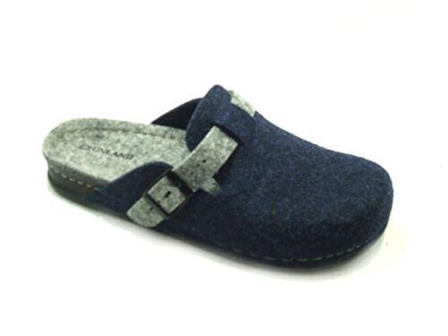 Paño Zapatillas Gris Unisex Hebilla Grunland Azul De Ci0795 Representantes AwR0q