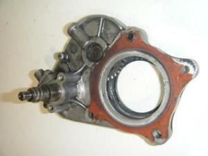 Huile-Engin-Pompe-Gear-Boitier-Tachymetre-Cable-Lecteur-84-91-Yamaha-Phazer-Pz