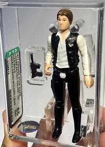 AFA-85-Star-Wars-1977-Loose-Han-Solo-Small-Head-Molded-Legs-Figure-Kenner-NM