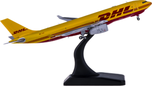1:400 JC Wings DHL Express AIRBUS A330-200F Airfreighter Diecast Airplane Model
