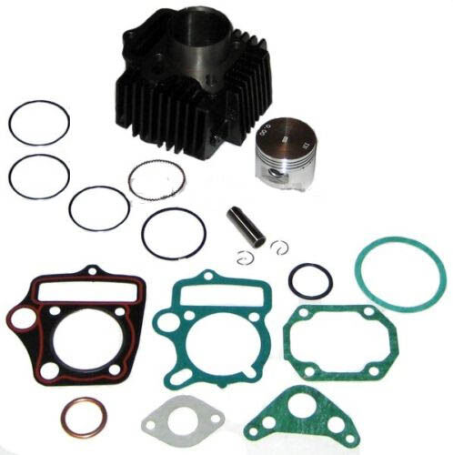 110cc CYLINDER TOP END KIT 52.4mm for Coolster 213A, 050A, 3050AX, 3050B, 3050D