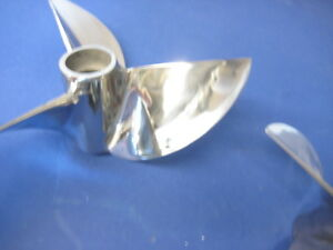 Details about Yamaha 40-60 HP Outboard Racing Cleaver Propeller 10 3/4 X 16  PH16R3R-117