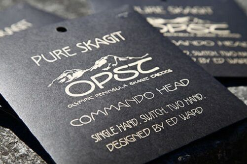 OPST Commando Pure Skagit Heads 225gr.,New  FREE Shipping In USA