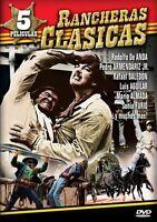 Rancheras Clasicas - 5 Peliculas (dvd, 2008, 2-disc Set)