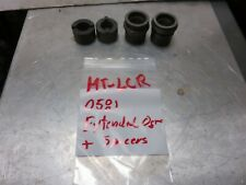 Pexto 0581 Dies Roper Whitney Extended Bead Roll Spacer Peck Stow Wilcox 0581
