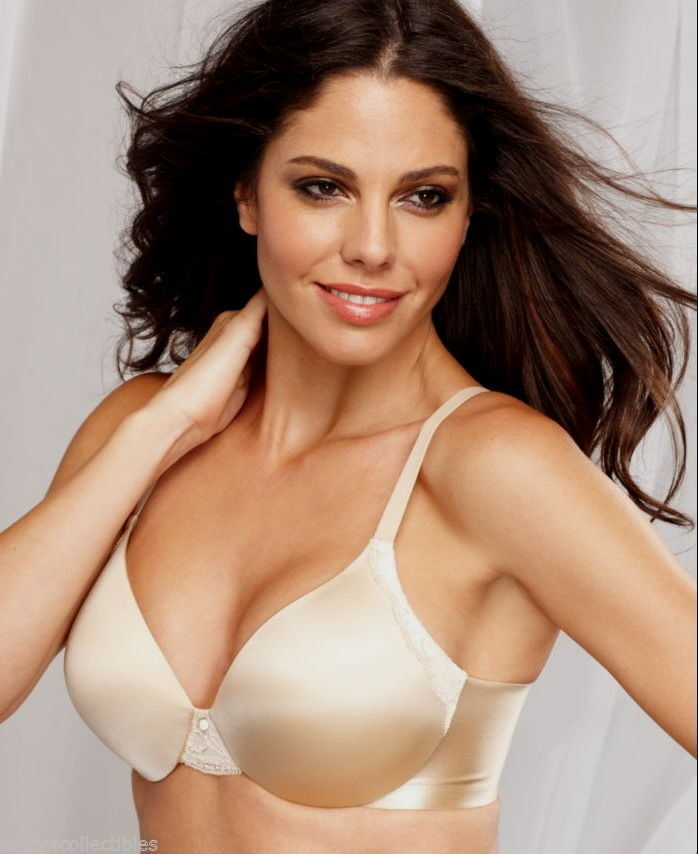 Maidenform 9475 Maidenform Smooth Luxe Extra Coverage with Lift UW Bra 38B Nude
