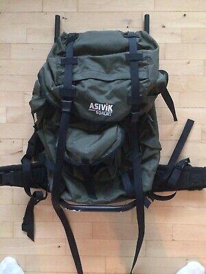Find Rygsæk Asivik i Kufferter, rejsetasker og rygsække