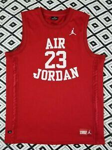 90c6e316d92 Boy's Jordan Brand Jumpman Michael Air Jordan #23 Jersey Youth XL | eBay