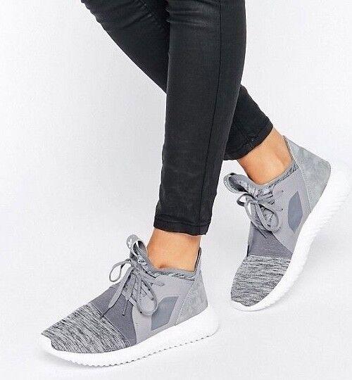 Adidas Originals  Gris  Marl Tubular Defiant7