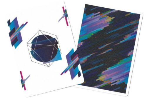 Cardistry Pulse Blue Playing Cards