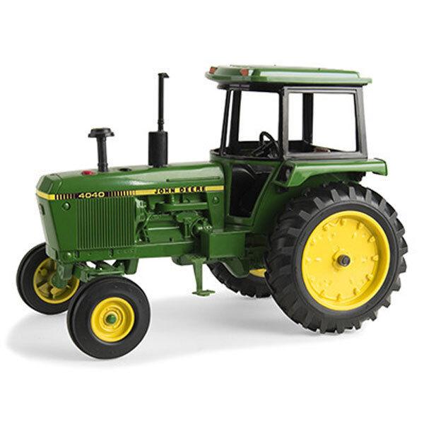 gran selección y entrega rápida Nuevo John Deere 4040 4040 4040 Tractor con cabina, Escala 1 16, edades 3+ (LP64439)  envío rápido en todo el mundo